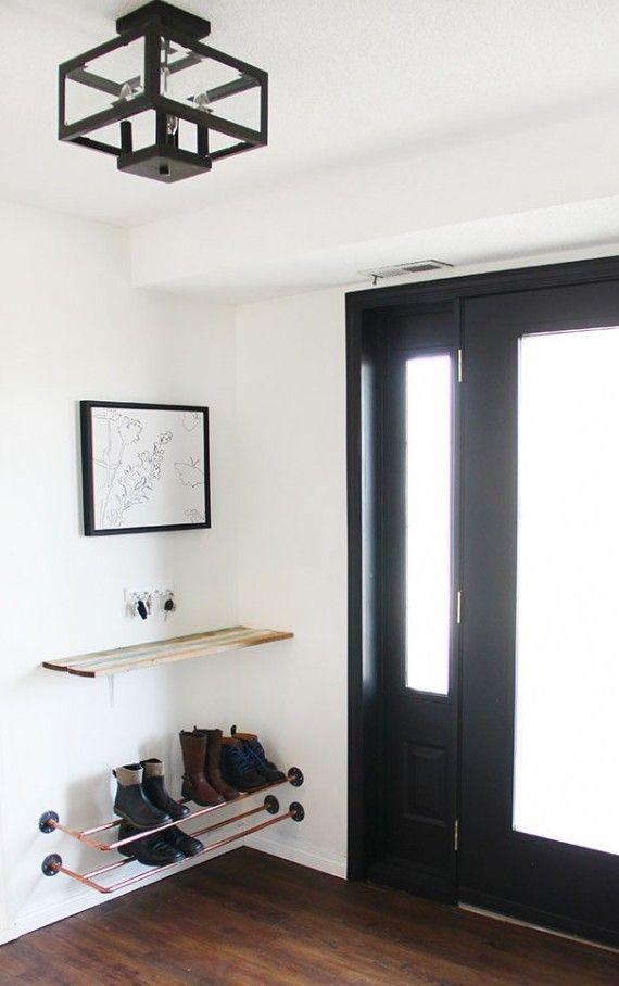 Der kleine Eingangsbereich \u2013 10 kluge Einrichtungsideen Sweet home