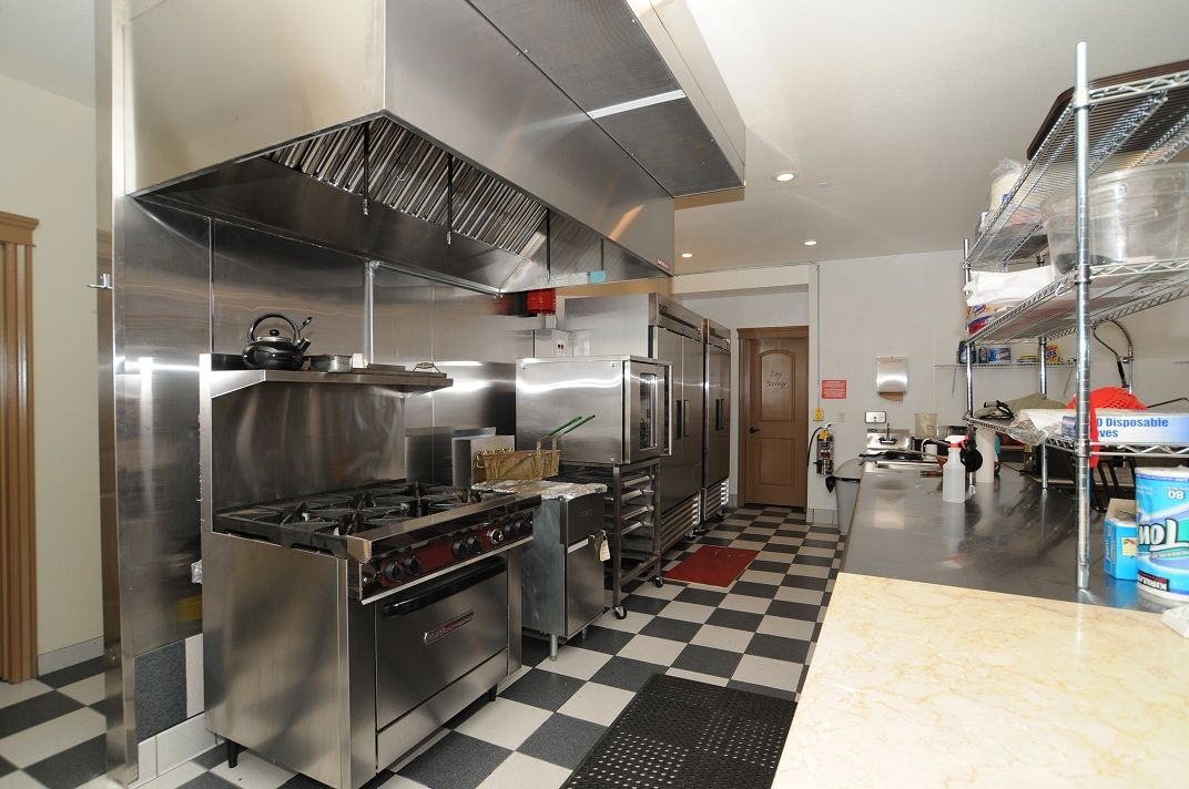 Commercial Kitchen Design For Churches 2