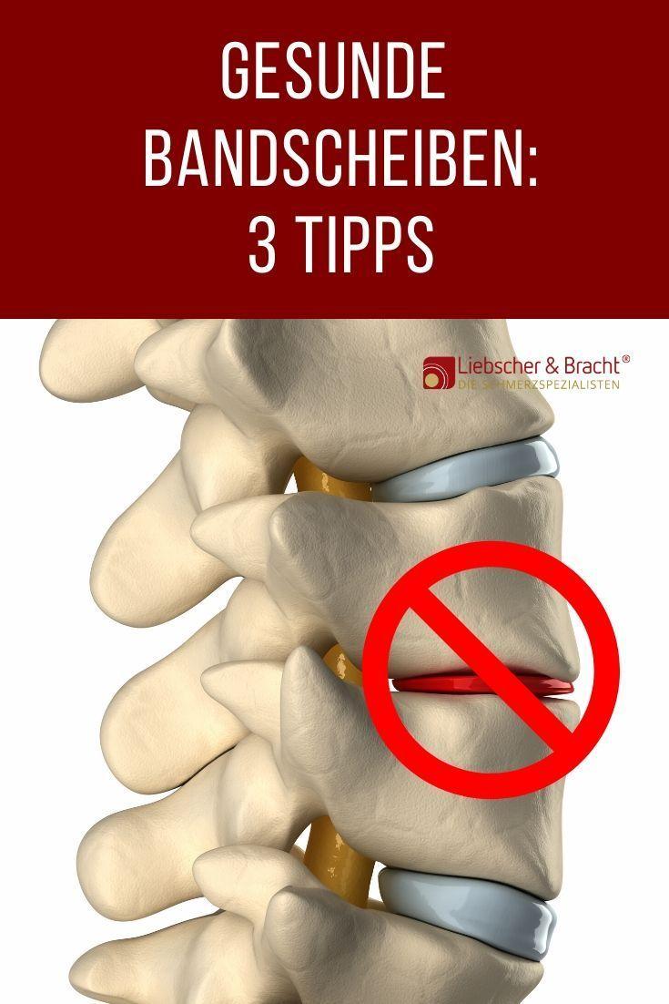 Photo of Gesunde Bandscheiben: 3 Tipps