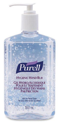 From 5 09 Purell Hygienic Alcohol Hand Sanitiser 300ml Hand