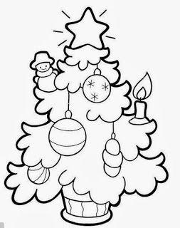 Arbolitos Navidenos Para Pintar Mimundomanual Arbol De Navidad Para Colorear Dibujo Navidad Para Colorear Arbol Navideno Para Colorear