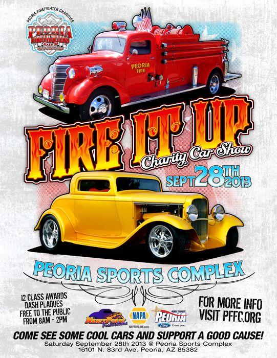 Peoria Sports Complex Car Show