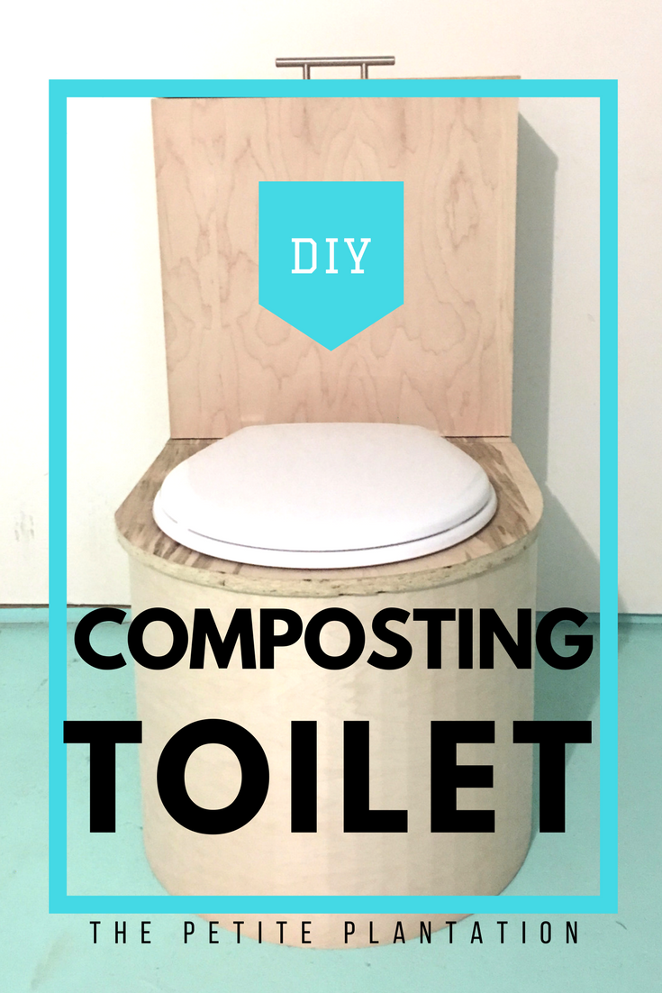 How to Make Your Own Composting Toilet -- If you are thinking of ...