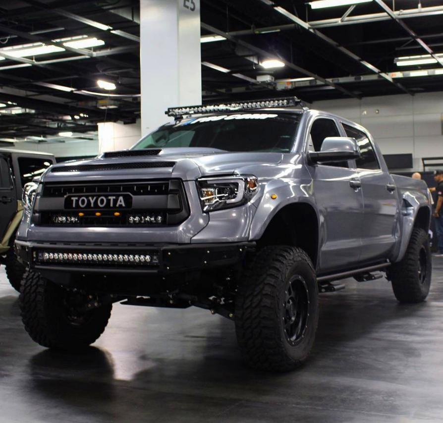 Jacked Up Toyota Tacoma >> Pin By Eric Leclercq On Tundras Jacked Up Trucks Trucks