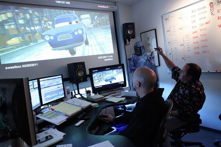 Film Trailer Editing Tips: Pixar Editing