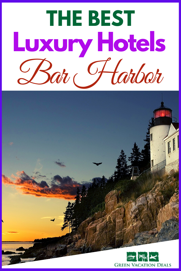 Top Luxury Hotels in Bar Harbor Vacation deals, New