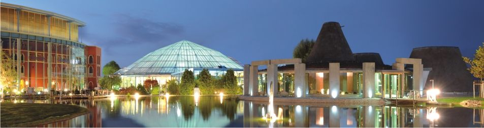 I'd like to attend this amazing spa experience - just outside of Munich Germany - Therme Erding