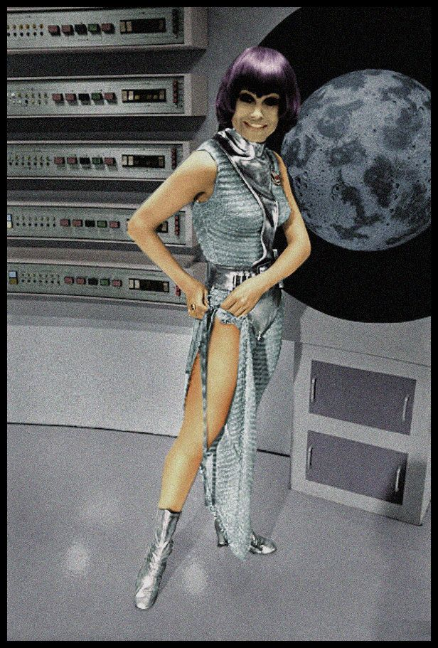 Antonia Harris  'Joan Harrington' - UFO