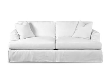 Shop For Klaussner Bentley Sofa, D92100 S, And Other Living Room Sofas At  Klaussner Homestore Of Raleigh   KSC In Raleigh, NC. Draped In Pure Comfort  The ...