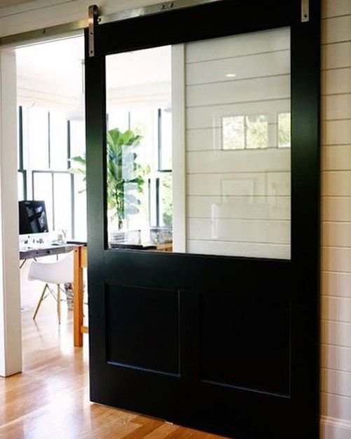 Industrial Home on Instagram \u201cBarn doors are a definite staple in the modern farmhouse & Industrial Home on Instagram: \u201cBarn doors are a definite staple in ...