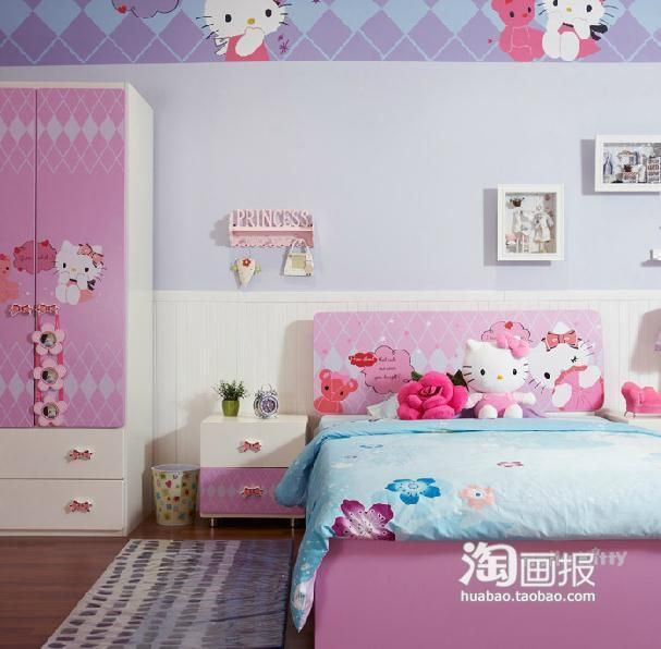 hello kitty roon home decor ideas hello. Black Bedroom Furniture Sets. Home Design Ideas
