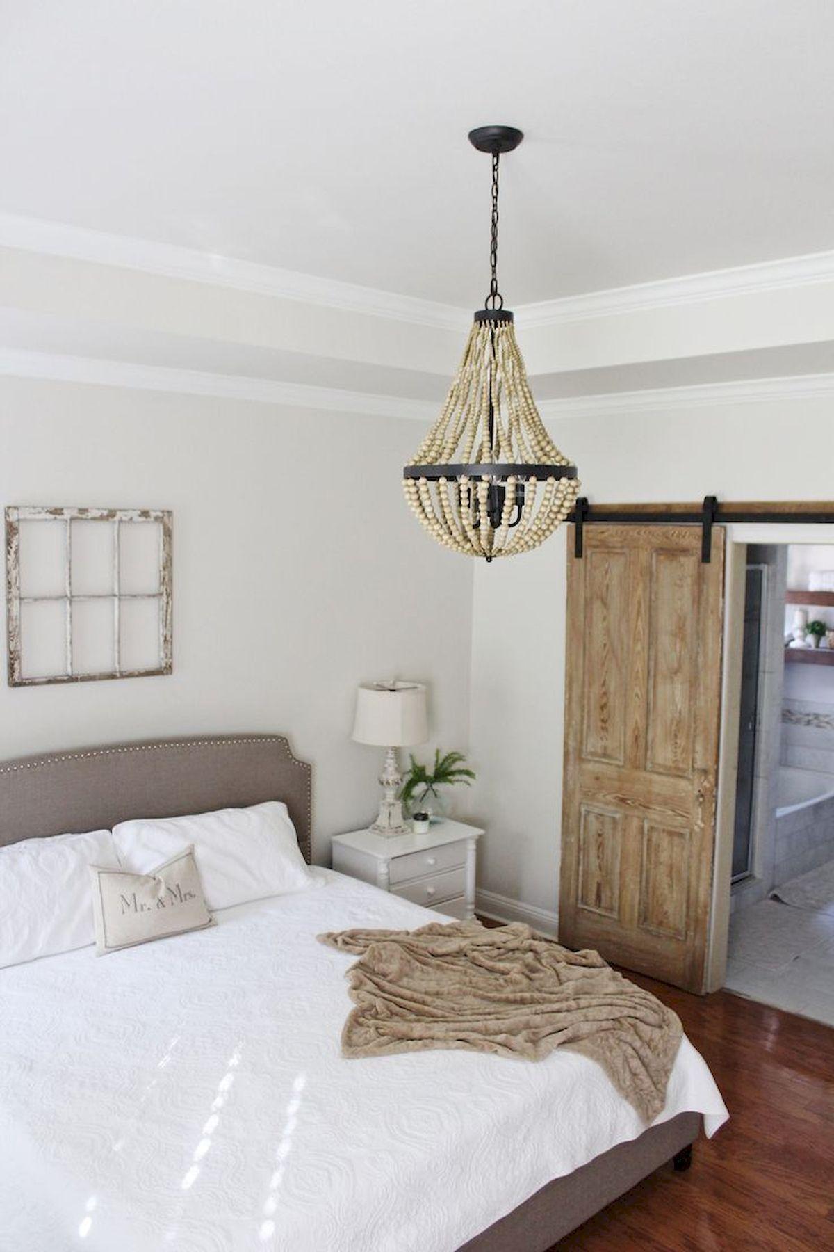 40+ LIGHTING FOR FARMHOUSE BEDROOM DECOR IDEAS AND DESIGN - Aegaea Decor | Modern Bedroom Lighting, Bedroom Light Fixtures, Bedroom Decor