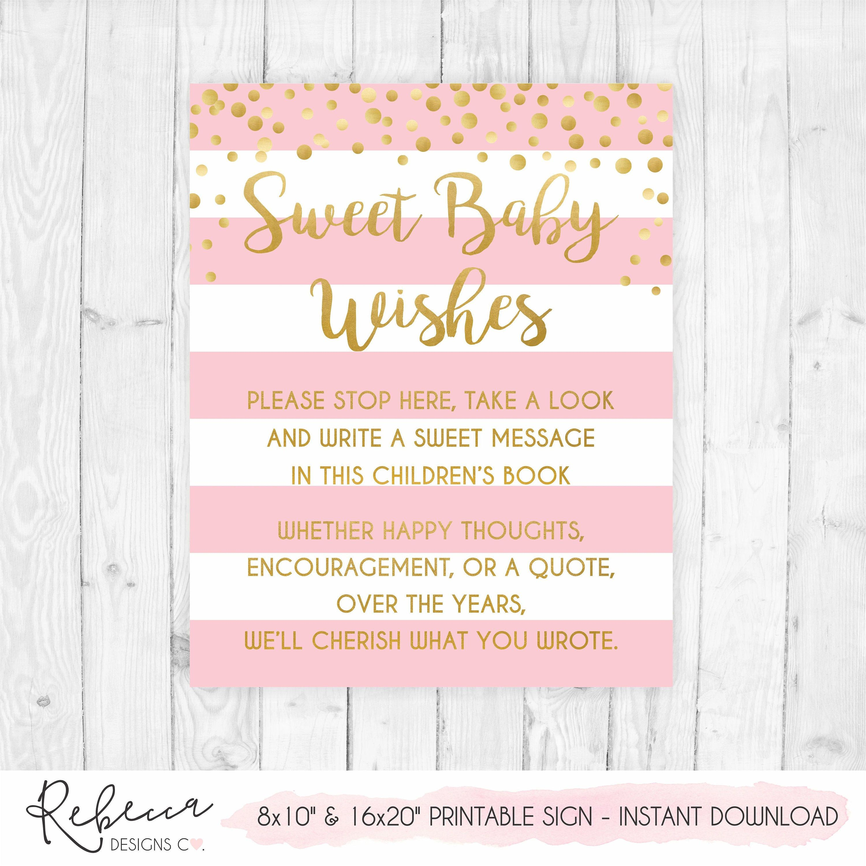 Pin On Baby Shower Signs By Rebeccadesignsco
