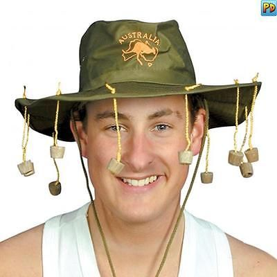 #Australian hats with #corks,  View more on the LINK: 	http://www.zeppy.io/product/gb/2/272031646406/
