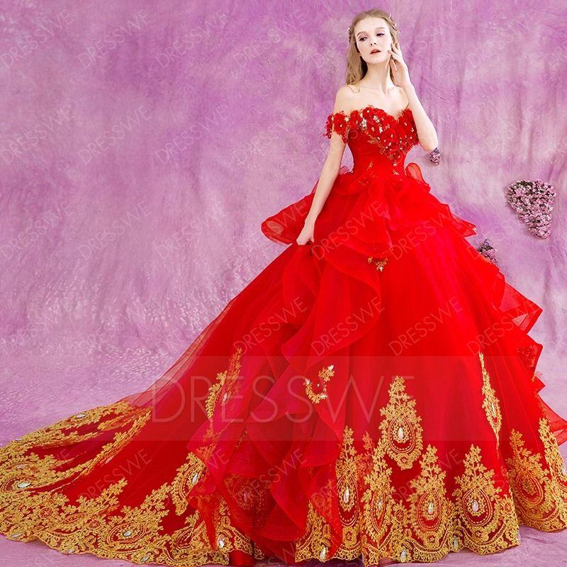ball gown dress #DressweReviews | Ericdress Reviews | Pinterest ...