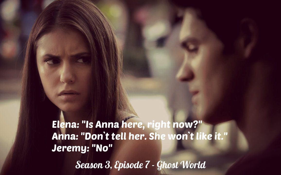 Quotes From Vampire Diaries Elena Anna Jeremy  The Vampire Diaries Quotes  Pinterest