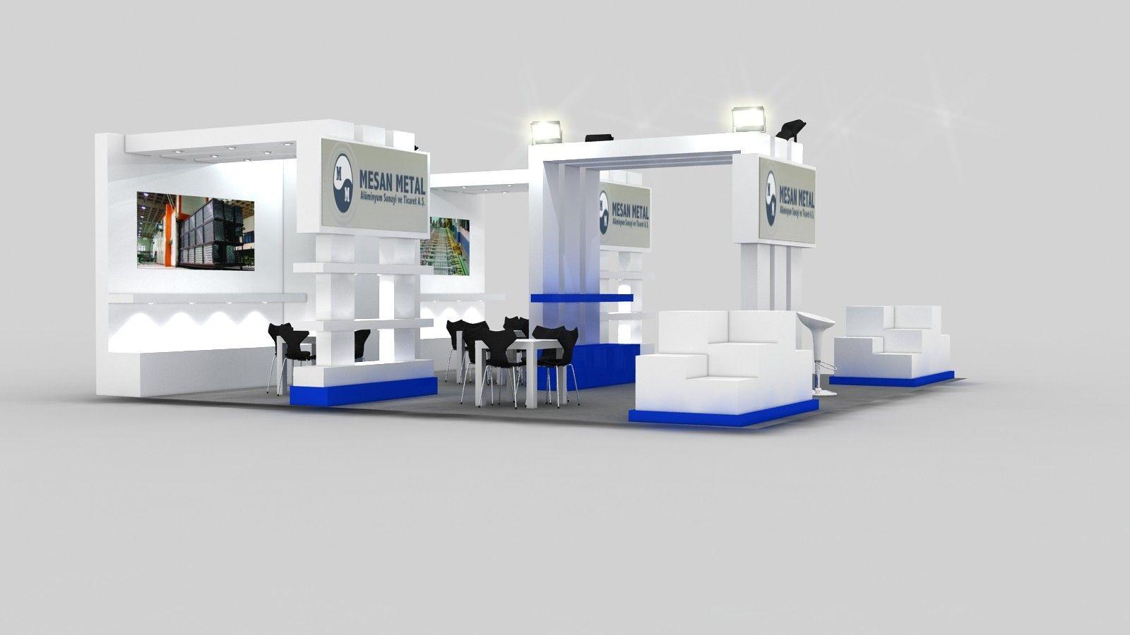 Exhibition Stand Models : Maya mesan exhibition stand design designs