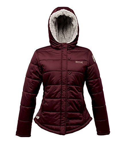 Regatta Women's Wintertime Heritage Walking Jacket Dark Burgundy. I really like this. getting it to go with boots I ordered.