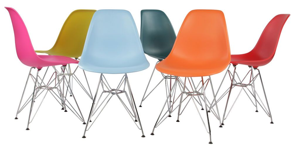 Replica Eames Dsr Side Chair
