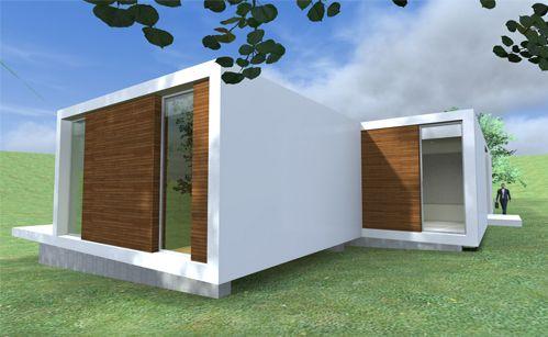 Haby modular house casa modular portugal casas - Casas modulares portugal ...