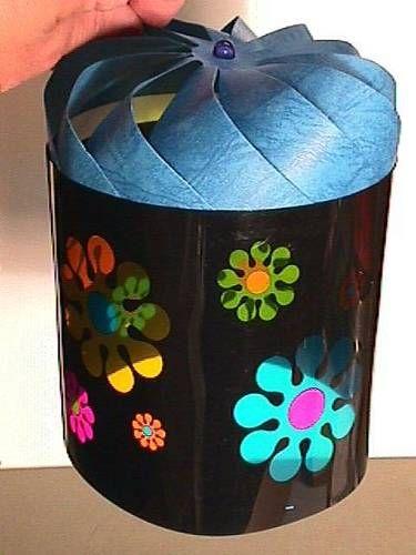 Magic Spinning Lamp Help Home Sweet Home Paper Lanterns Diy