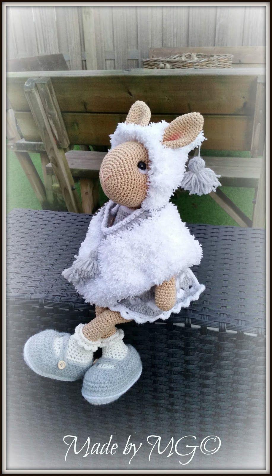 Made by MG | amigurumis y muñe tejidos | Pinterest | Modelos de ...