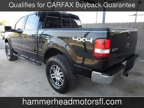 2004 Ford F 150 Lariat Used Cars West Palm Beach Florida 2014