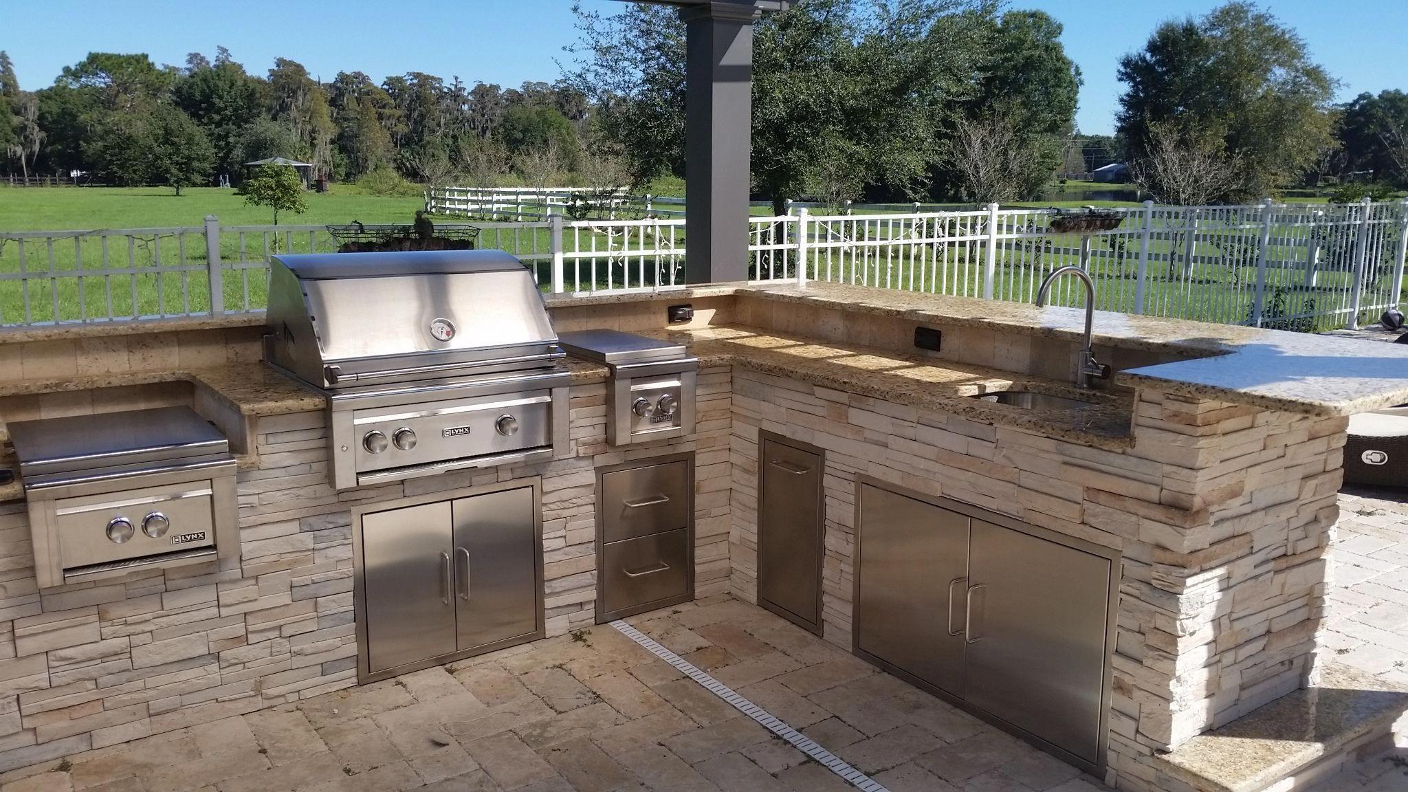 All Pro Premium 26 Inch Double Access Door In 2020 Outdoor Kitchen Countertops Outdoor Kitchen Bars Outdoor Kitchen Design