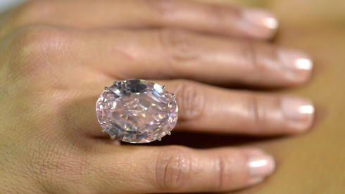 Pink Star Diamond Pink Star Der Teuerste Diamant Der Welt