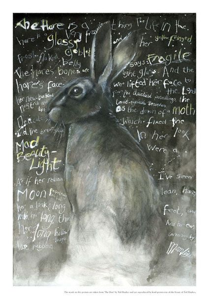 """""""The Hare"""" by Ted Hughes"""