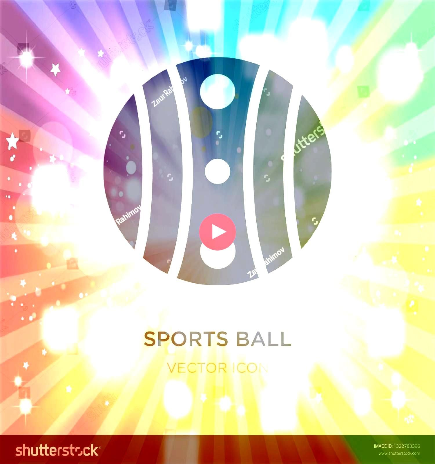 icon on white background Simple element illustration from Entertainment and arcade concept sports ball sign icon symbol design sports ball icon on white background Simple...