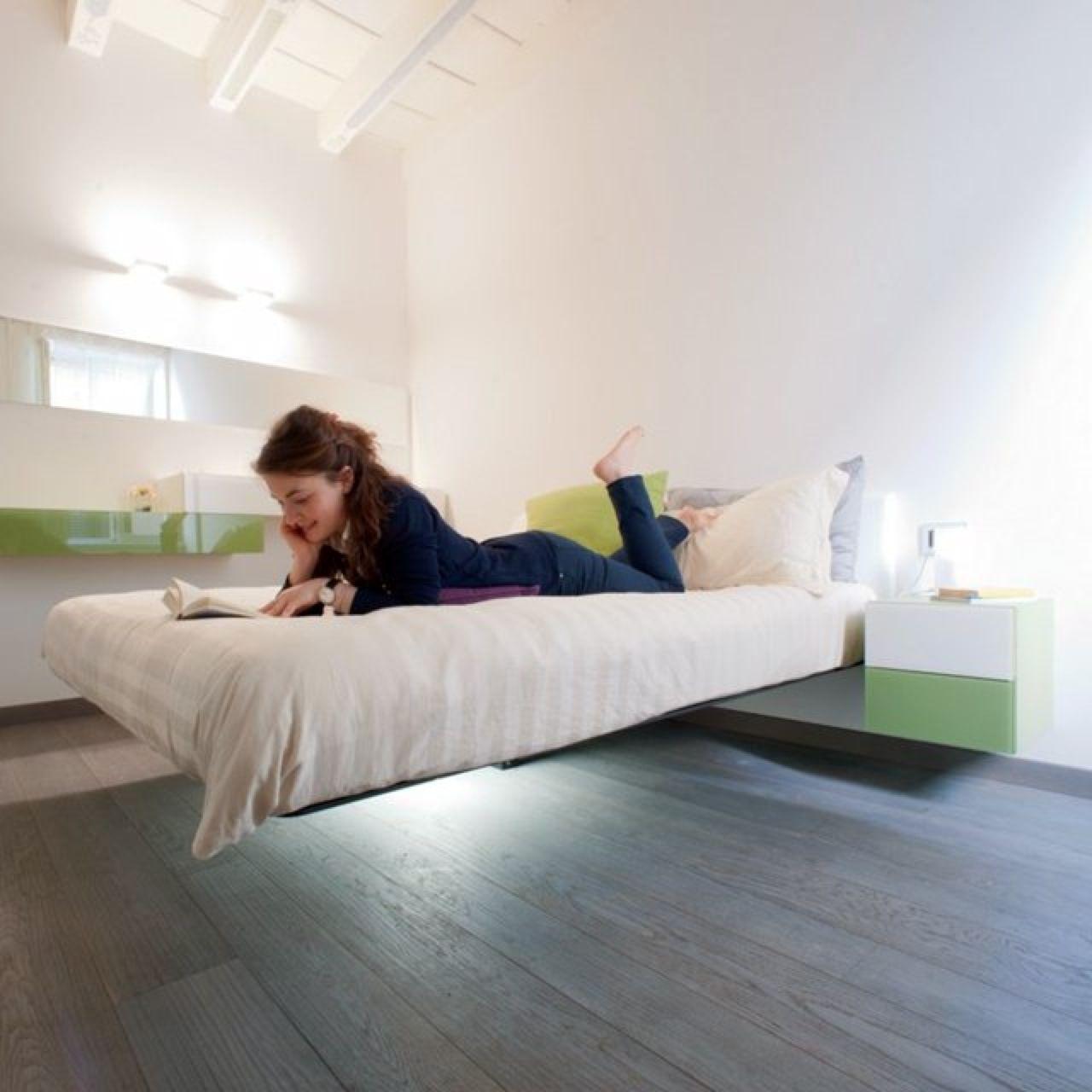 Nice Floating Beds Part - 10: Floating Bed
