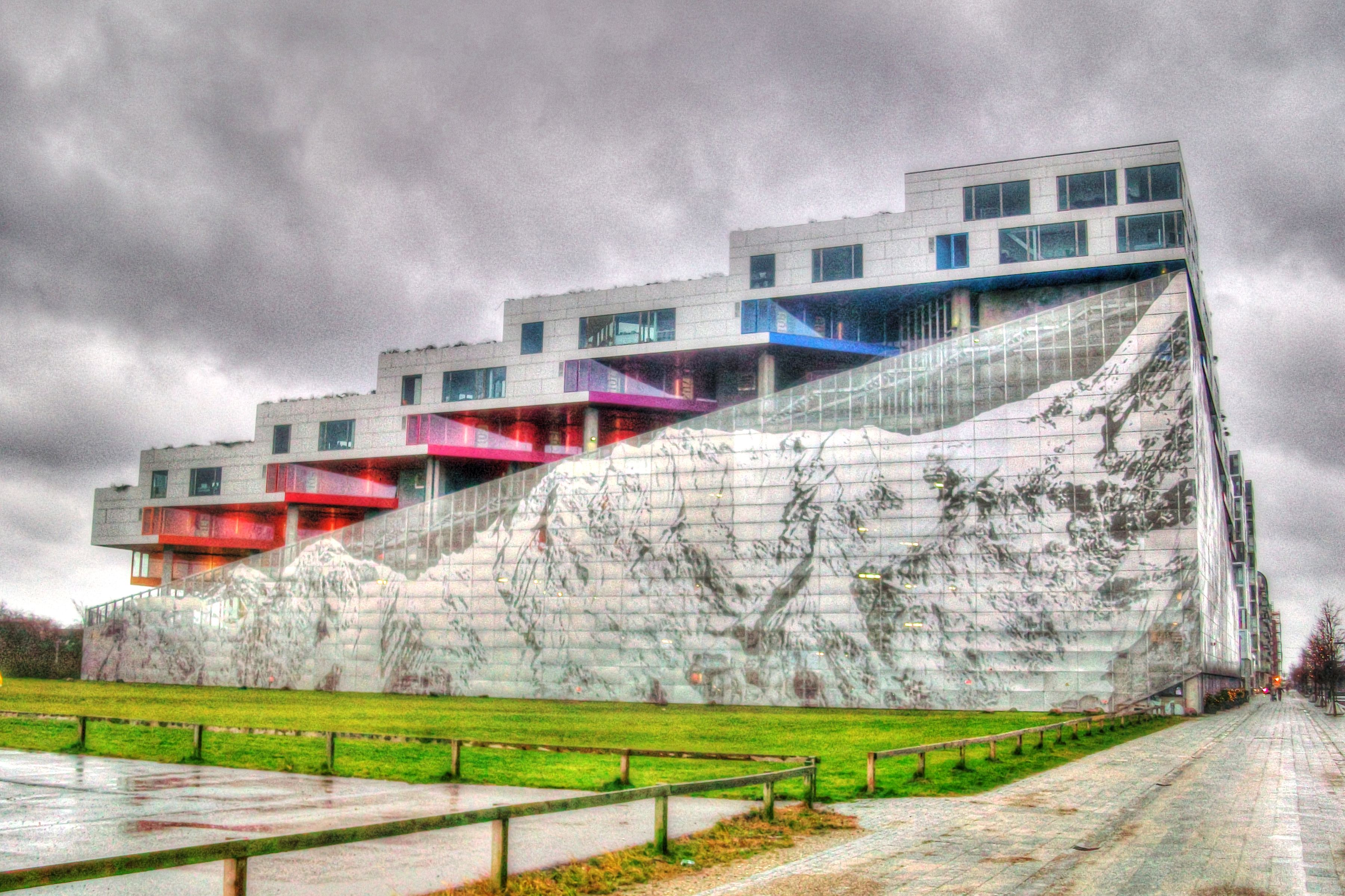 The Mountain (BIG Architects), Copenhagen
