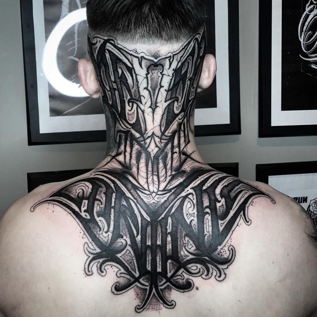 Articles Tattoo Pattern Throat Tattoo Tattoo Artists