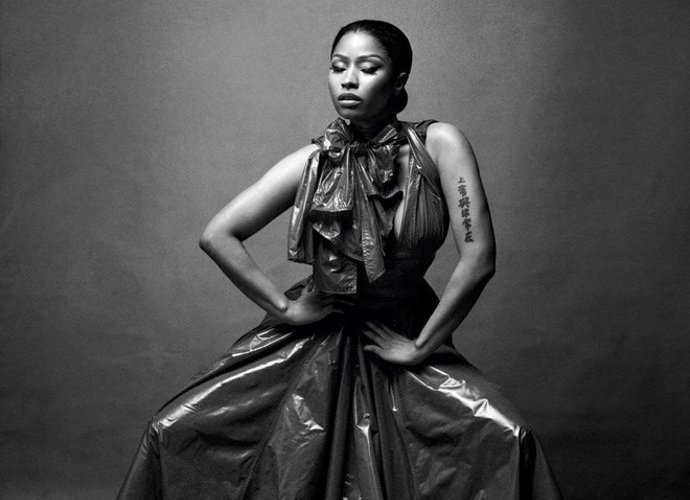Nicki Minaj Resurfaces After Going M I A For Stunning Vogue Photo Shoot Vogue Photo Nicki Minaj Photos Nicki Minaj