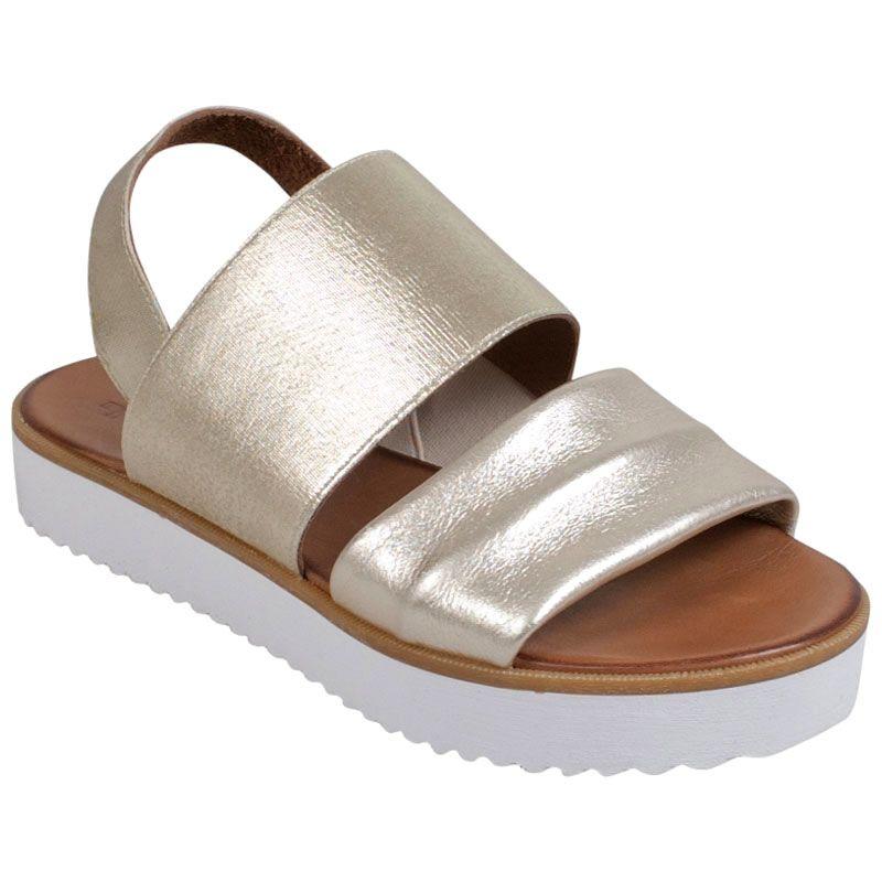 Miz Mooz Women's Inuovo Conga Platform Sandal