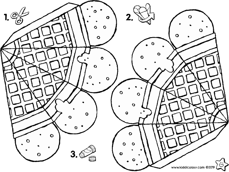 koken kleurprenten kiddicolour in 2020 koken stuk