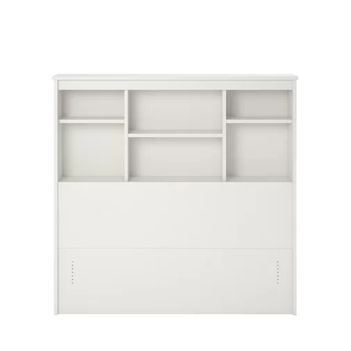 Grantville Twin Bookcase Headboard Bookcase Headboard Bookcase