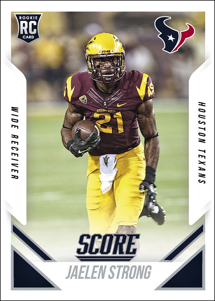 Panini America at the NFL Draft 2015 Score Rookie Cards