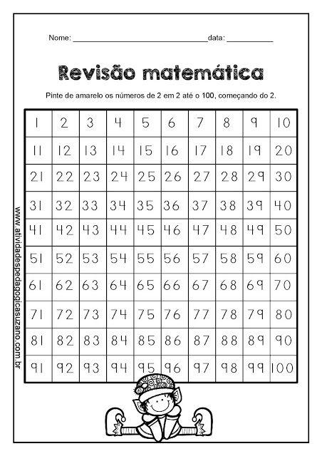 Revisao Matematica Par Impar Multiplicacao Com Imagens