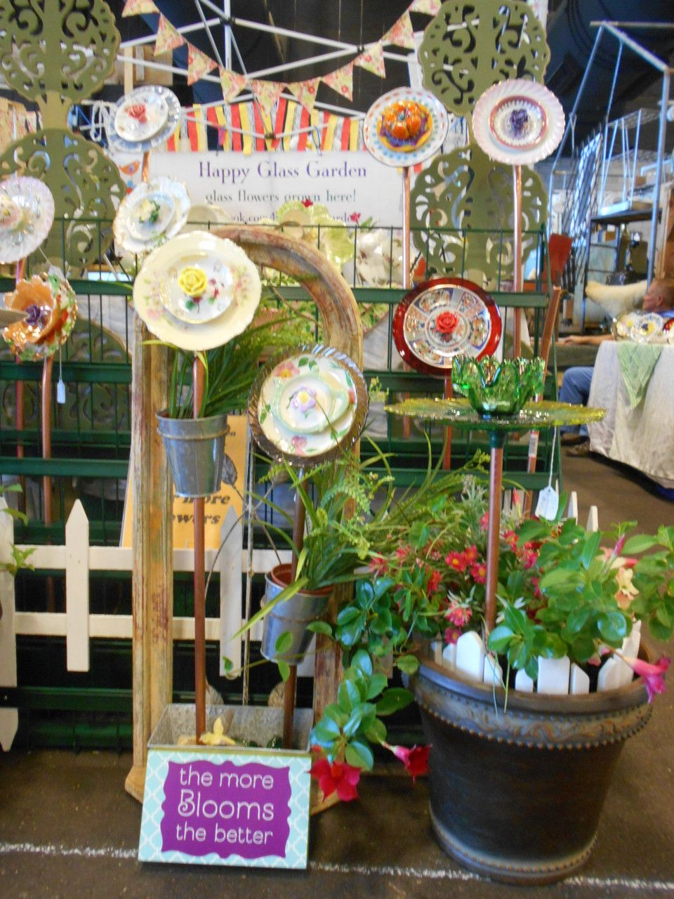 The perfect garden! Available from Happy Glass Garden on http://www ...