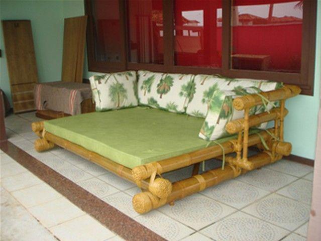 Sofa Vime Pesquisa Do Google Moveis De Bambu Mobiliario De