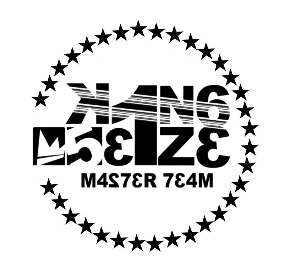 KINGSEIZE MASTER TEAM!!!