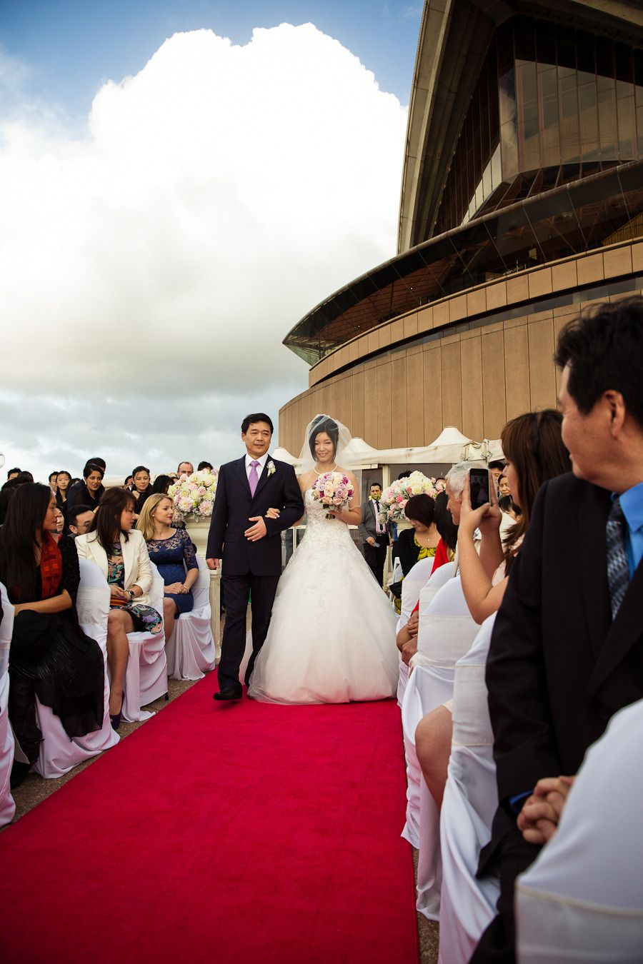 Dunbar House real wedding photography - gm photographics