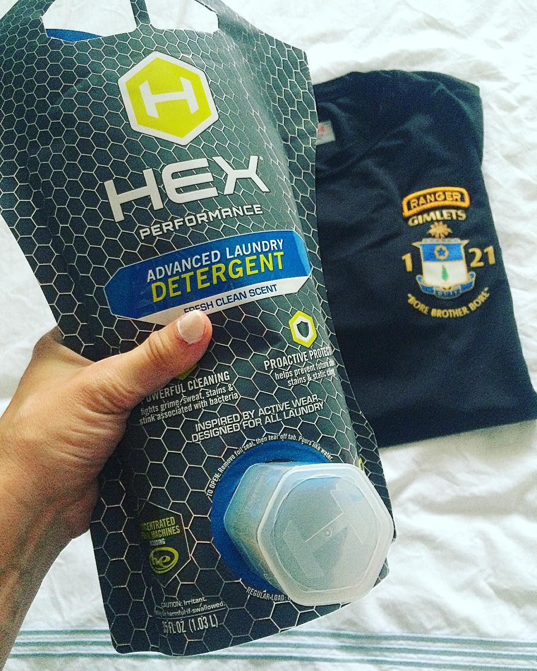 Best Detergent For Workout Clothes If You Sweat Get Hex