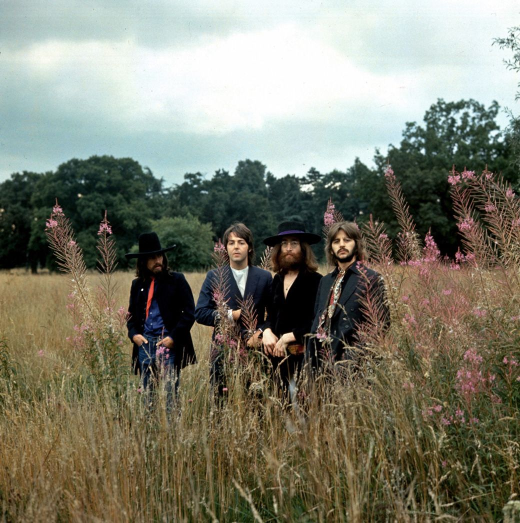 High Resolution Beatles Photos | The Beatles Last Photo Session, August 22, 1969