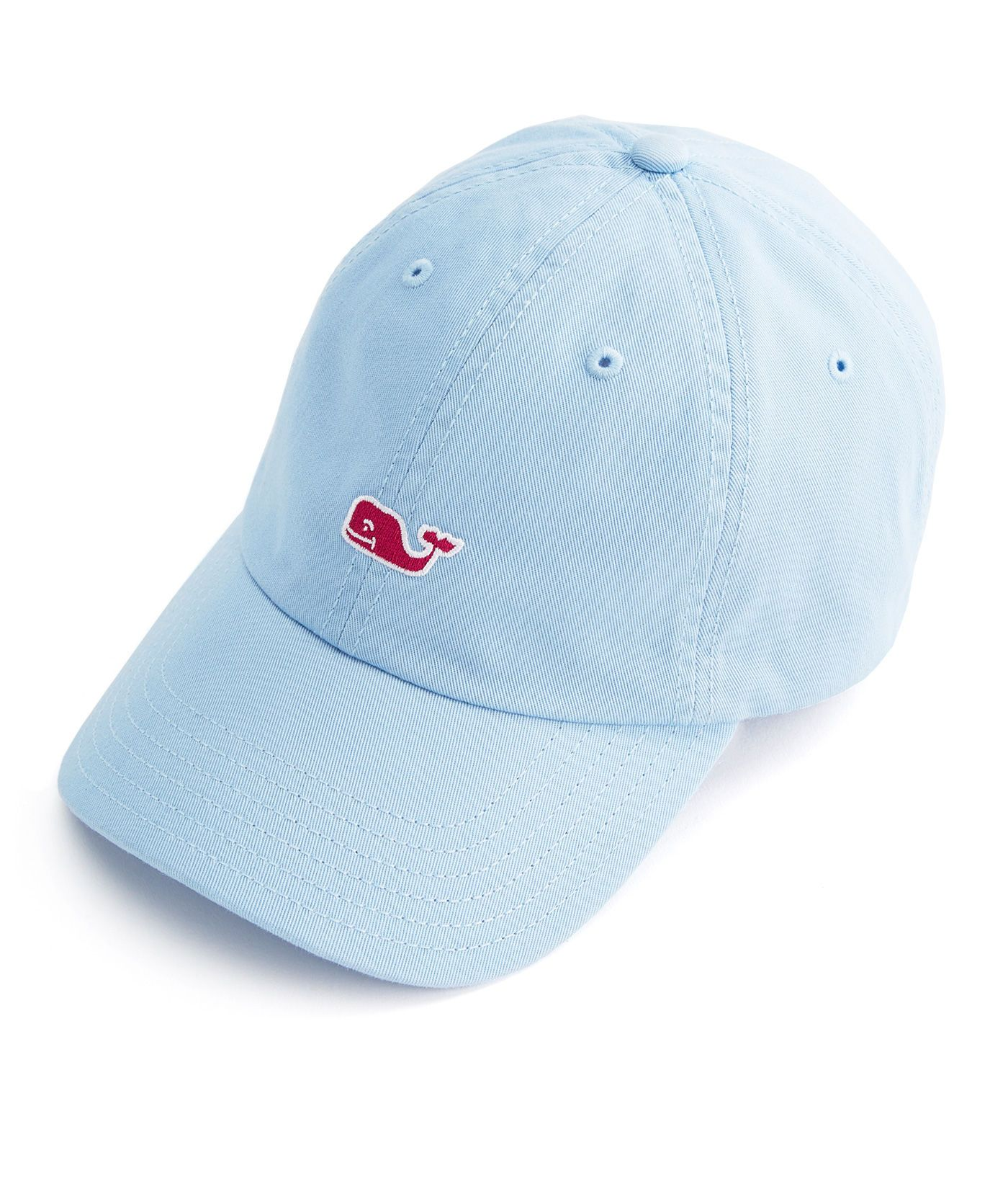 Shop Womens Classic Baseball Hat at vineyard vines in Cloud or Raspberry  Rose 32cfc7c8e21a