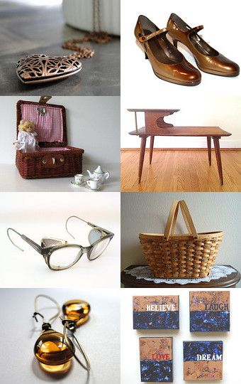 New Week by B H on Etsy--Pinned with TreasuryPin.com #autumngifts #whimzythymevintage #etsyfinds #shopetsybot