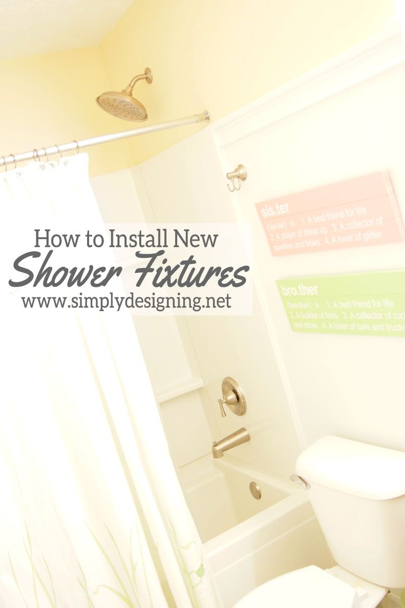 How To Install A New Bathtub Faucet When It Is Incompatible With Your Existing Faucet Diy