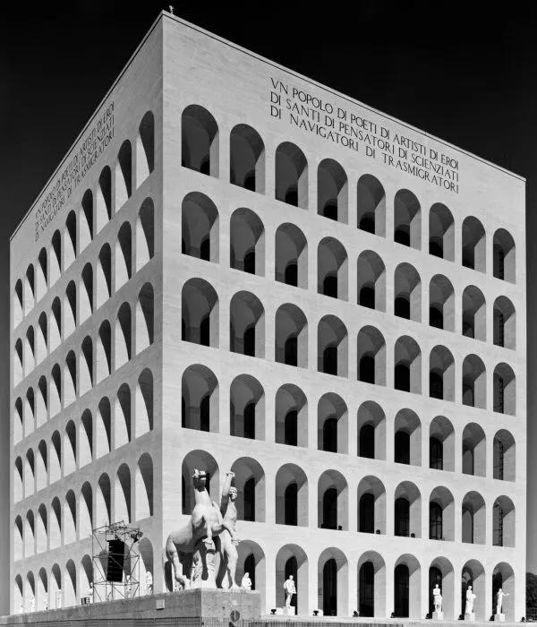 Le Metropoli di Gabriele Basilico in mostra al Palazzo
